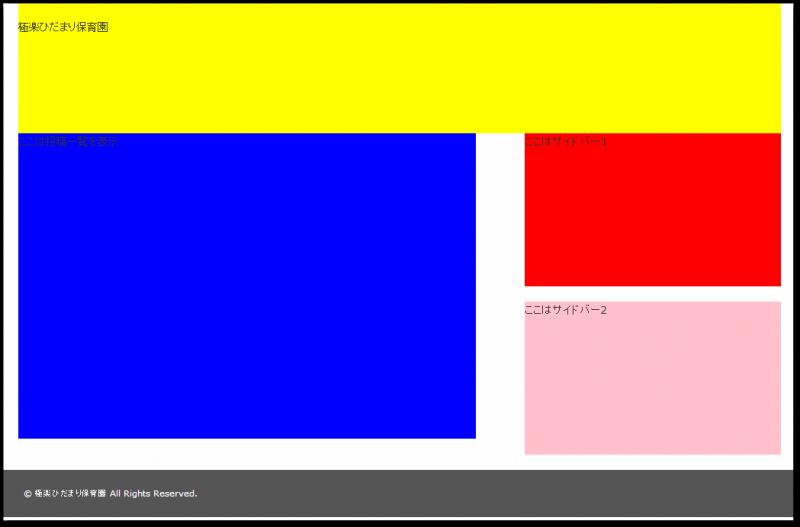 HTML構造2