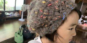 ベレー帽②