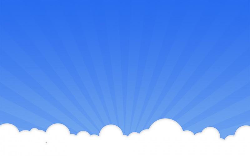 Beyond the Clouds 元画像1920x1200px