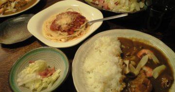 ROSEんちの晩御飯
