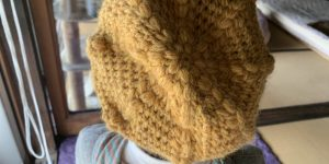 ベレー帽③