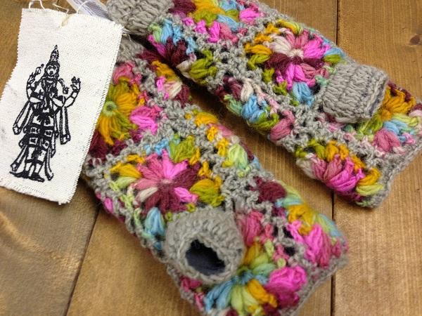 かわいいスマホ手袋