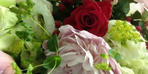 4人からの花束