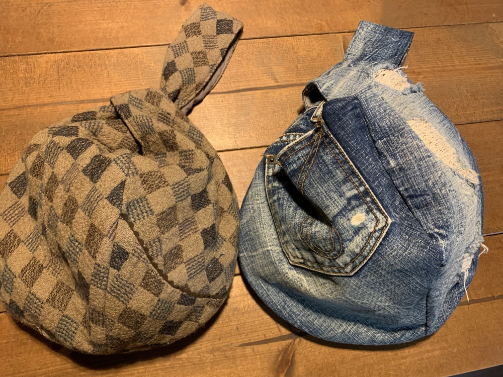 リメイク~ノットバッグ
