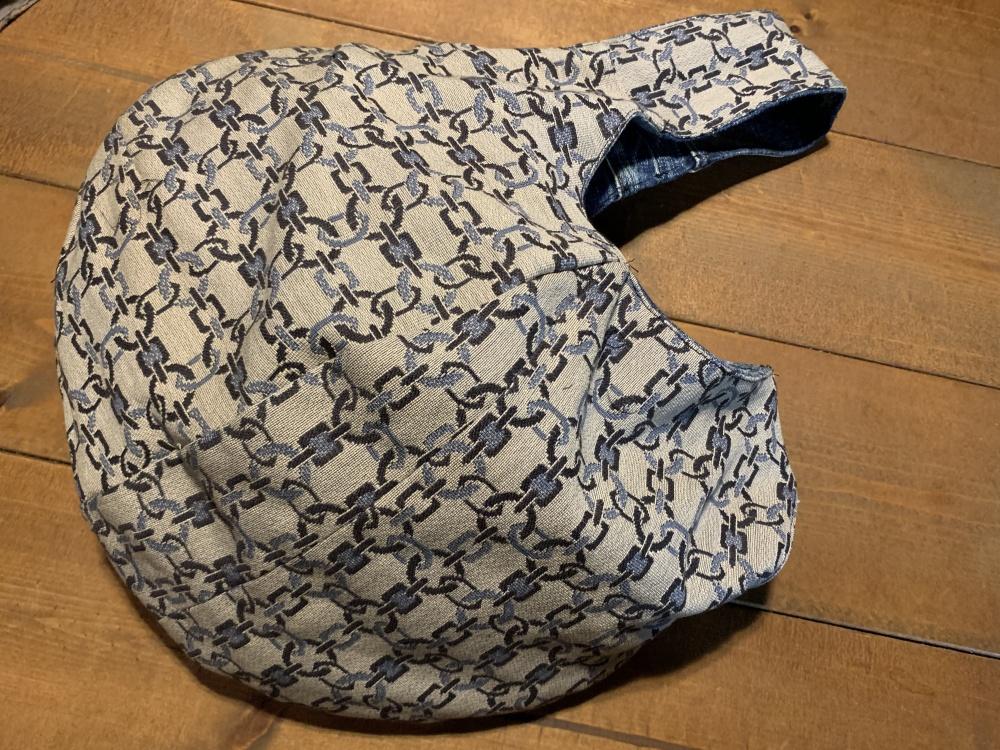 ノットバッグ~Diorもどきスカート側