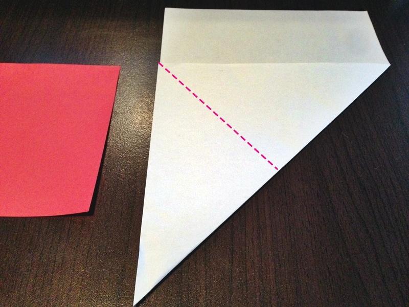 熨斗付きポチ袋の作り方4