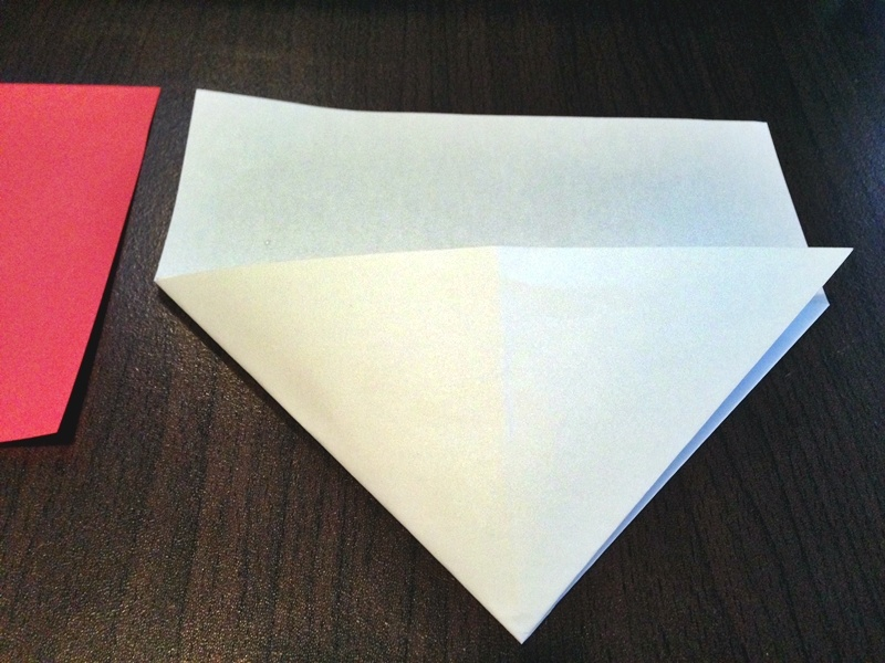 熨斗付きポチ袋の作り方5
