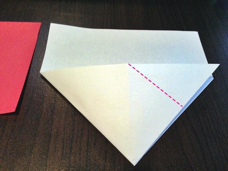 熨斗付きポチ袋の作り方6