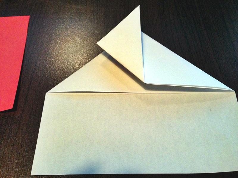熨斗付きポチ袋の作り方7