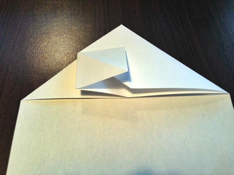 熨斗付きポチ袋の作り方8
