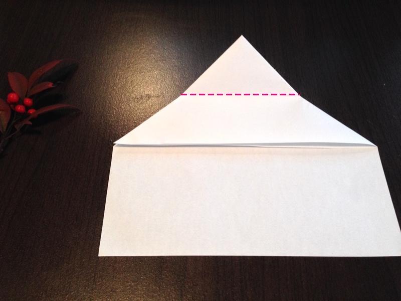熨斗付きポチ袋の作り方9