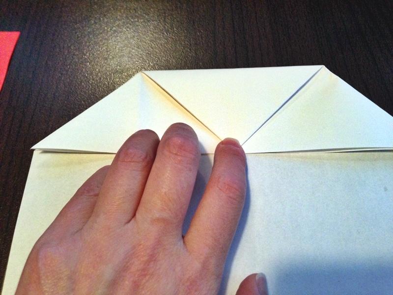 熨斗付きポチ袋の作り方10