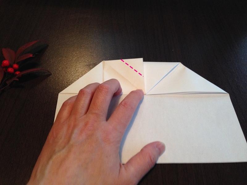 熨斗付きポチ袋の作り方11