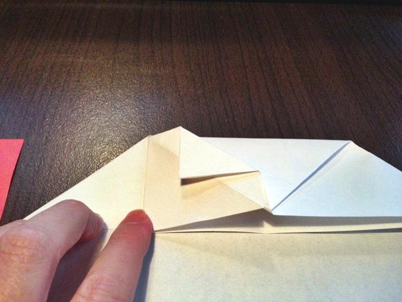 熨斗付きポチ袋の作り方12
