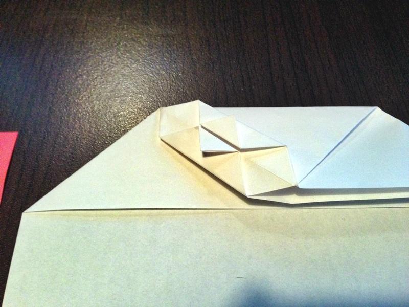 熨斗付きポチ袋の作り方17