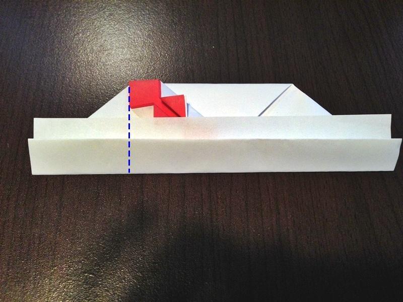 熨斗付きポチ袋の作り方26