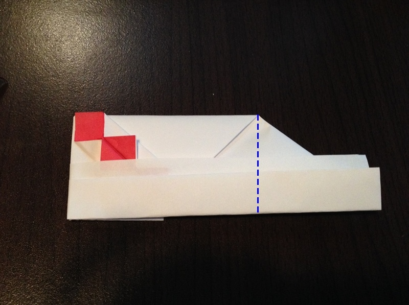 熨斗付きポチ袋の作り方28