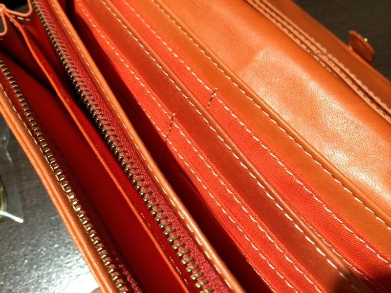 BAGGY PORTの財布