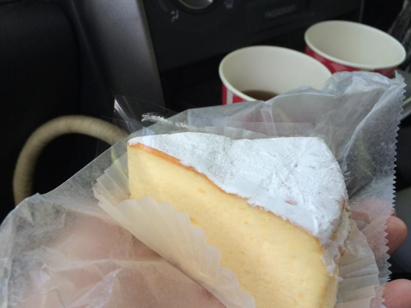 やおぜのチーズケーキ