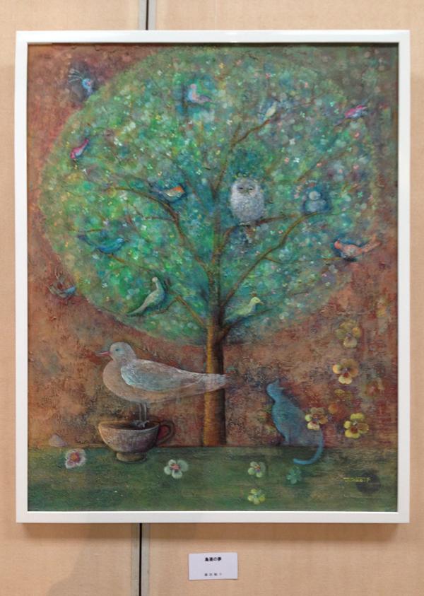 鳥たちの夢