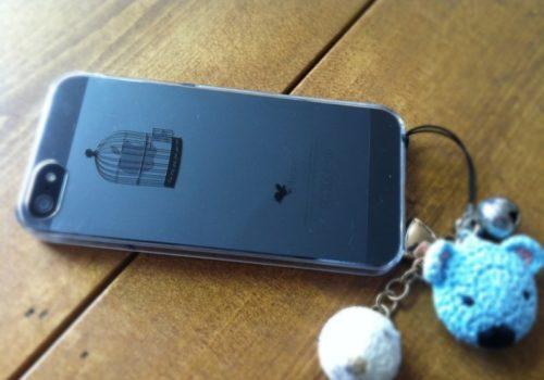 iphone5には黒