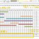 Excel~予約状況管理のようなものを作ってみる。
